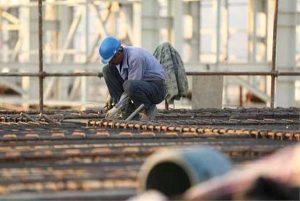 بیمه تامین اجتماعی کارگران ساختمانی